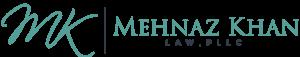 MehnazKhanLaw Logo